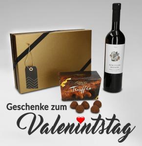 Liebesgeschenke zum Valentinstag