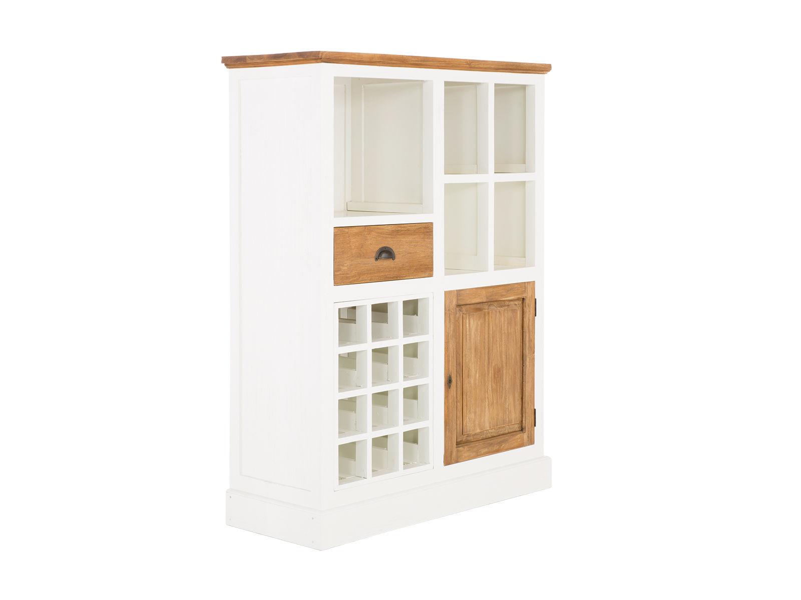 landhaus m bel kommode highboard aus massivholz. Black Bedroom Furniture Sets. Home Design Ideas