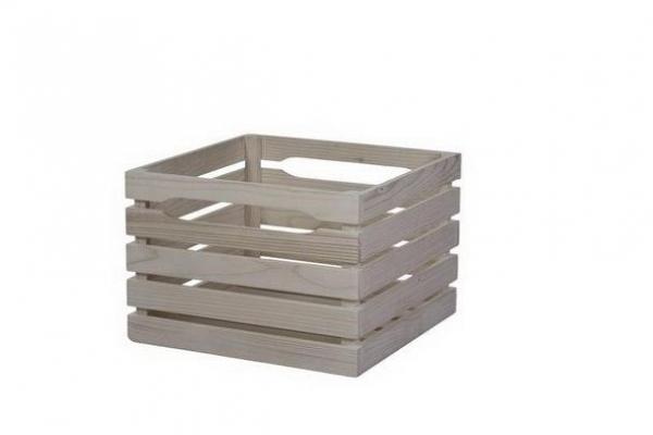 Holz Box Kiste im Landhausstil