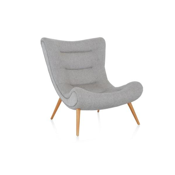 Design-Sessel Retro-Look