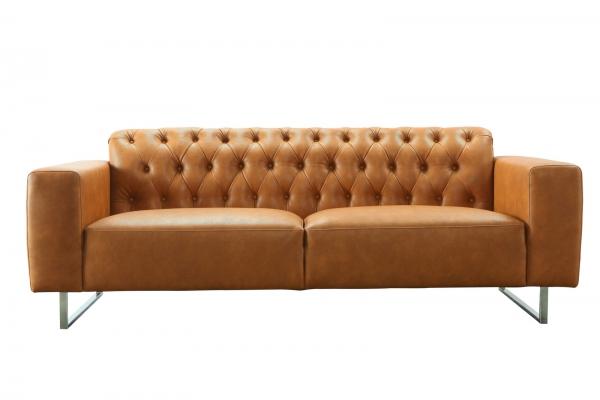 Retro Look Couch - Vintage Sofa