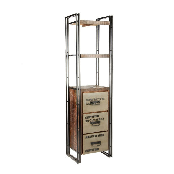 schrank industrial freistehend by cabinet schranksysteme ag homify. Black Bedroom Furniture Sets. Home Design Ideas