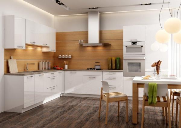 Einbauküche Küchenzeile Eckküche