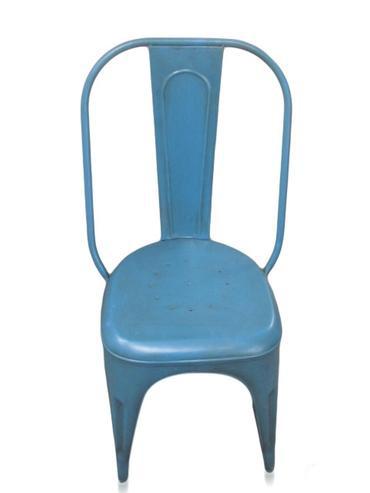 Stuhl industriell aus Eisen Industrial Chic Design