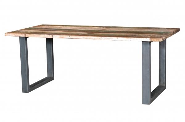 Industrial Design Tisch indisch 200 cm