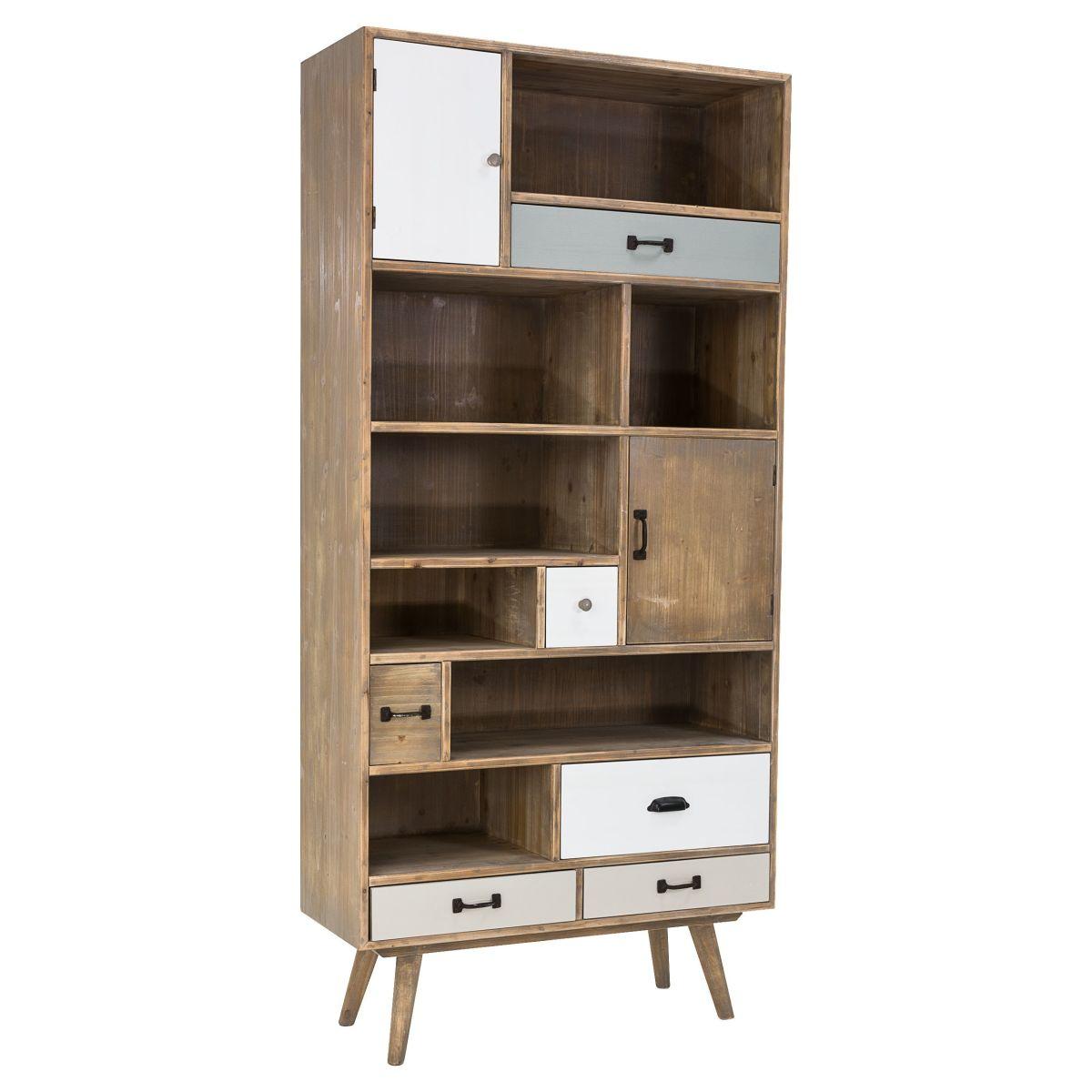 schrank im skandinavischen look versandkostenfrei bestellen. Black Bedroom Furniture Sets. Home Design Ideas