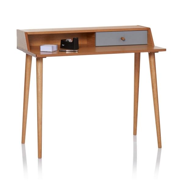 Schreibtisch Retro-Look