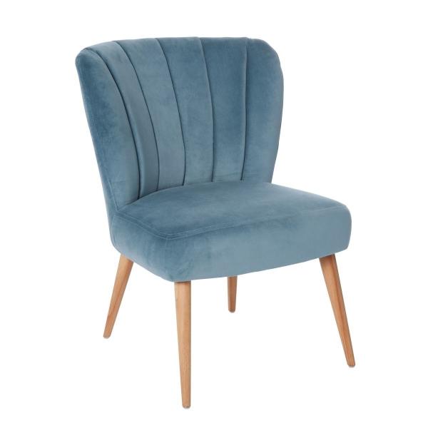 Sessel im Vintage-Look 60er Style