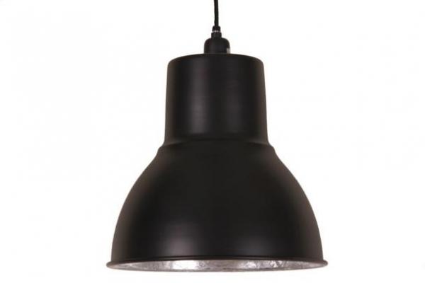 Industrial Design Lampe schwarz Loft Style
