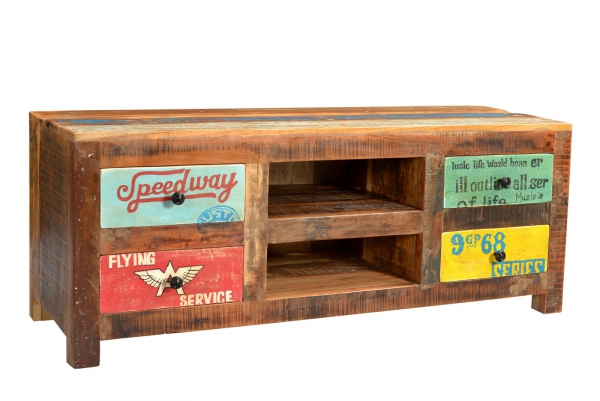Vintage Kommode Speedway - Shabby Style Sideboard