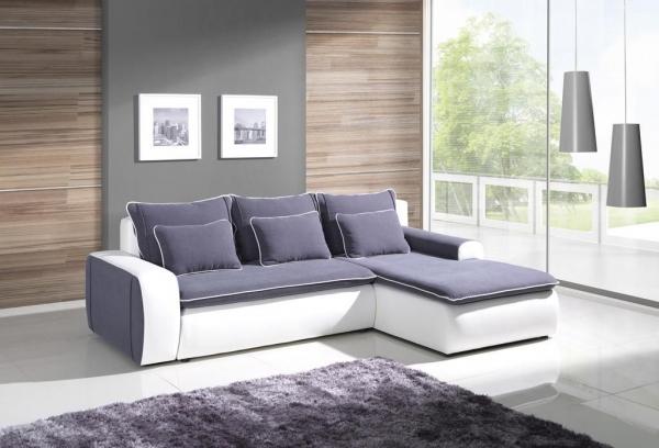 luxus couch couchgarnitur sofa mit schlaffunktion. Black Bedroom Furniture Sets. Home Design Ideas