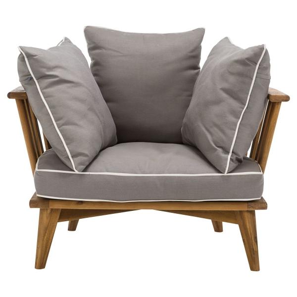 Gartenmöbel Lounge Stuhl mit Polster
