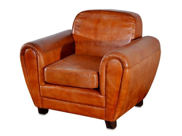 robuster tv sessel aus leder. Black Bedroom Furniture Sets. Home Design Ideas
