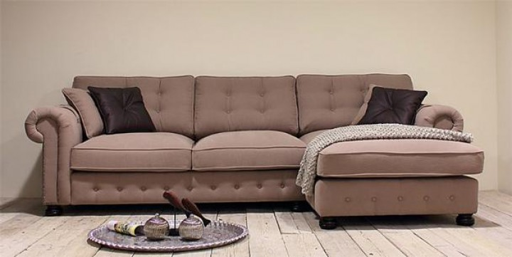 lounge sofa ecke landhaus stil couch sitzecke l form wohnzimmer wohnen. Black Bedroom Furniture Sets. Home Design Ideas