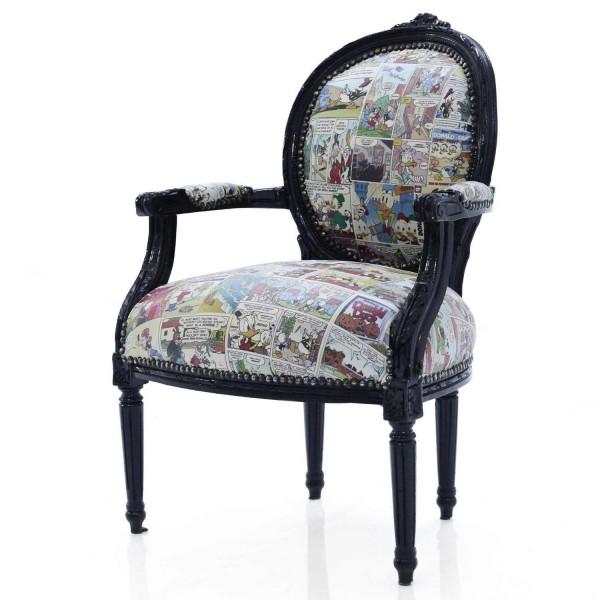 franz sischer louis xvi stil sessel comic antik bestellen aufbauen wohnen. Black Bedroom Furniture Sets. Home Design Ideas