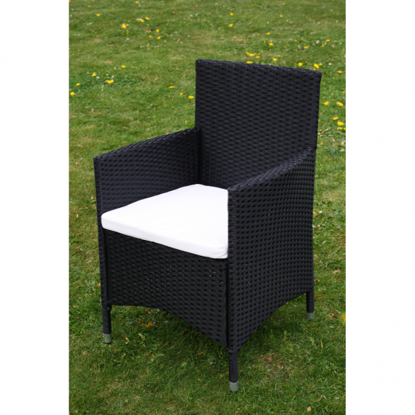 m bel aus rattan 9 teilig gartenm bel set schwarz m bel garten bestellen. Black Bedroom Furniture Sets. Home Design Ideas