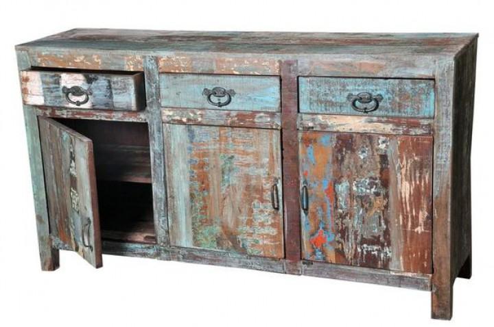 kommode massivholz shabby look vintage. Black Bedroom Furniture Sets. Home Design Ideas