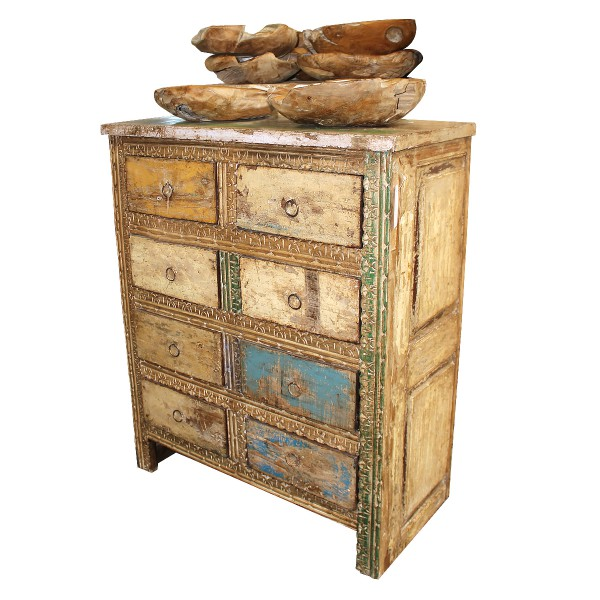 Kommode Shabby Chic: Kommode in shabby chic with drawers cabinet buy.