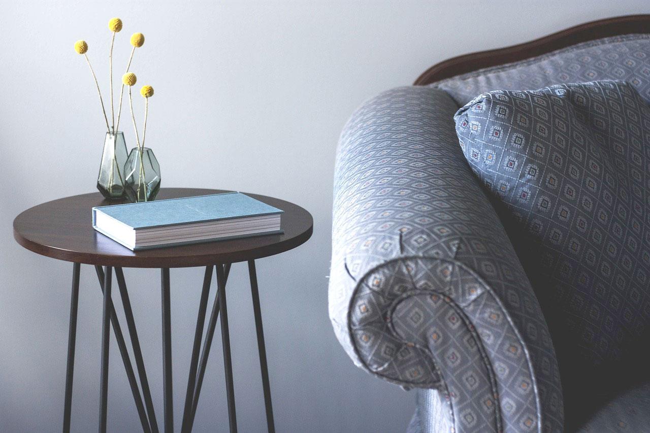 Die Couch - Mittelpunkt der Wohnung