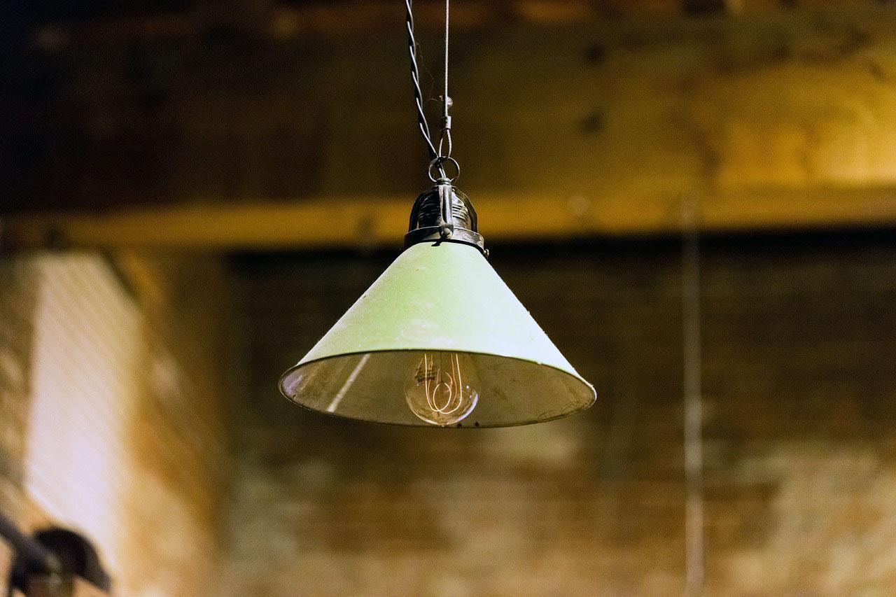 Industrial Leuchte