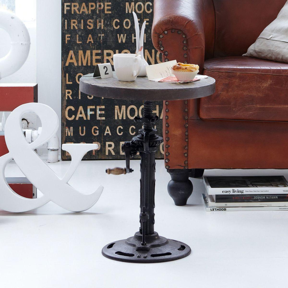 Die Welt der Industrial Chic Möbel