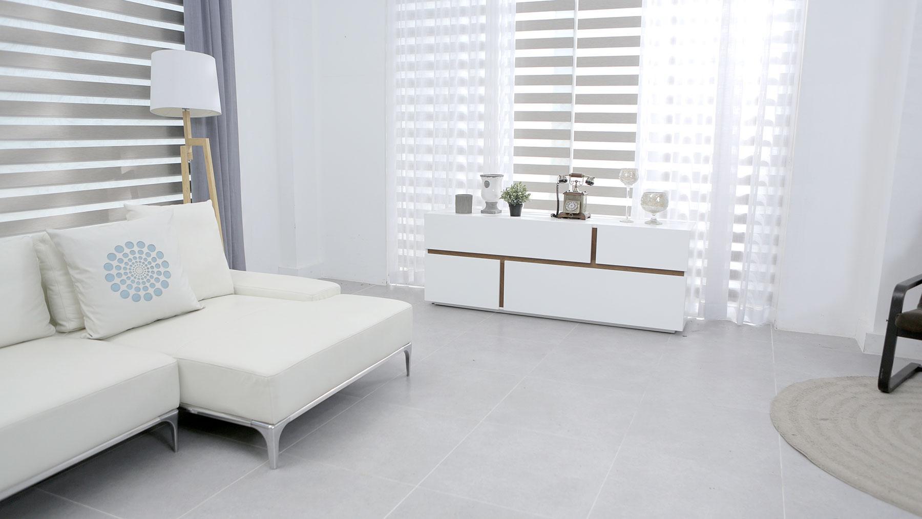 Sideboard weiß hochglanz für den Skandinavischen Look