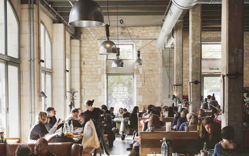 Industrial Style einrichten – 5 Ideen für Bars & Cafés