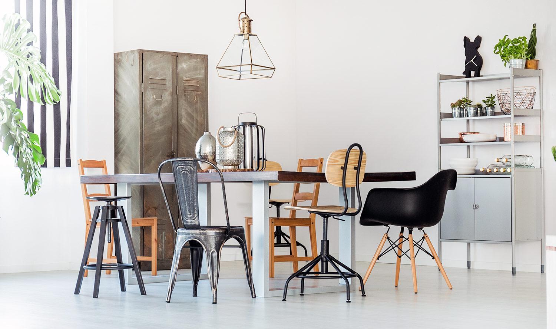 Innenarchitektur Industrial Style Wohnen Sammlung Von - Autentisch, Funktional, Individuell - Moebeldealreview -