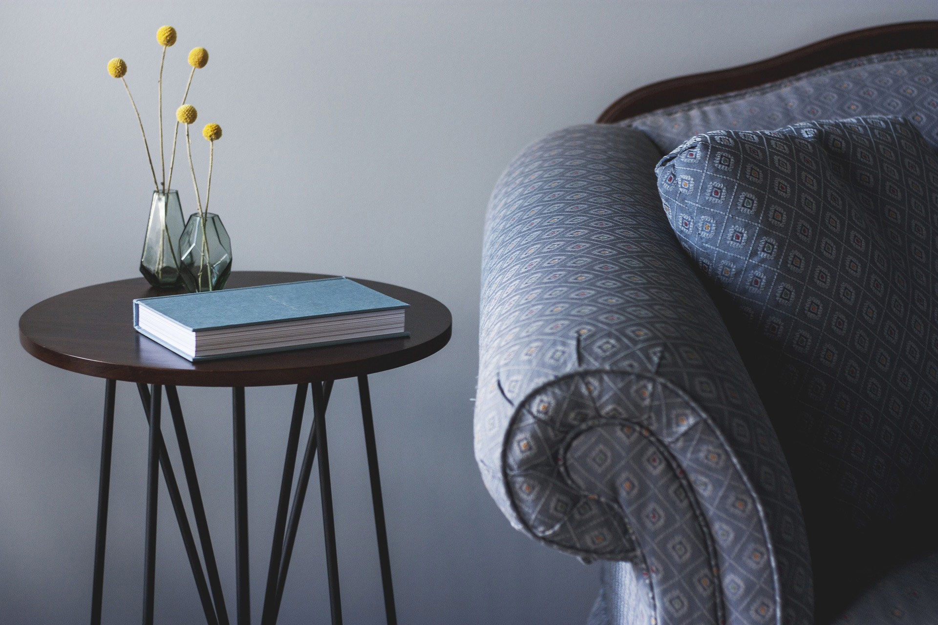 Polstermöbel Material - Textil
