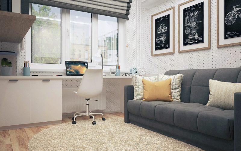 Material von Polstermöbeln angepasst an die individuellen Anforderungen