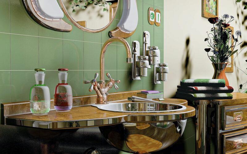 Dekoideen Badezimmer