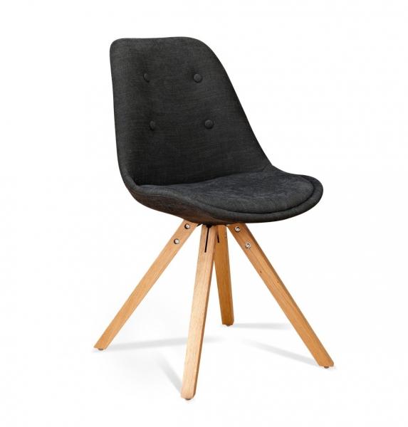 Design Stuhl Esszimmer 2 Tlg Hanna Versandkostenfrei Bestellen