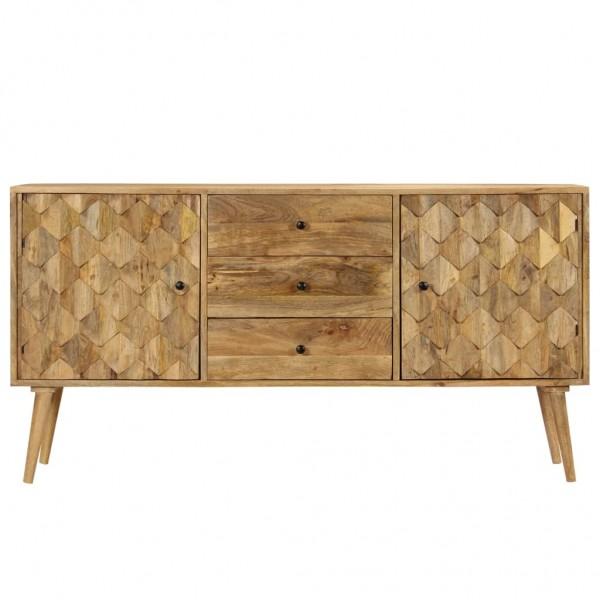 Massivholz Sideboard Mangoholz