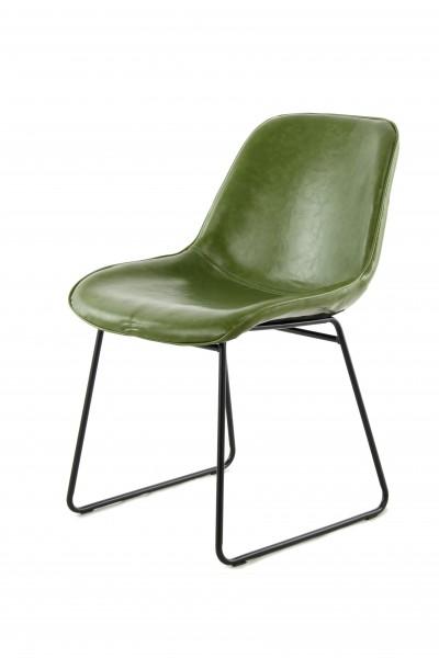 Stuhl Cora 110 2er-Set Grün