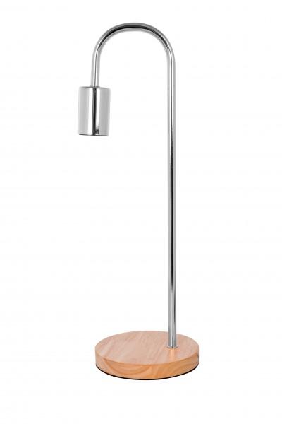 Tischlampe Vinara 600 Chrom