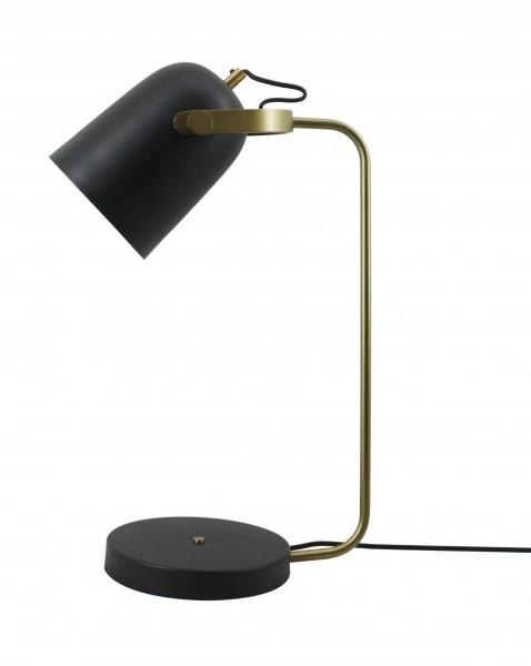 Tischlampe Caroline 387 Schwarz