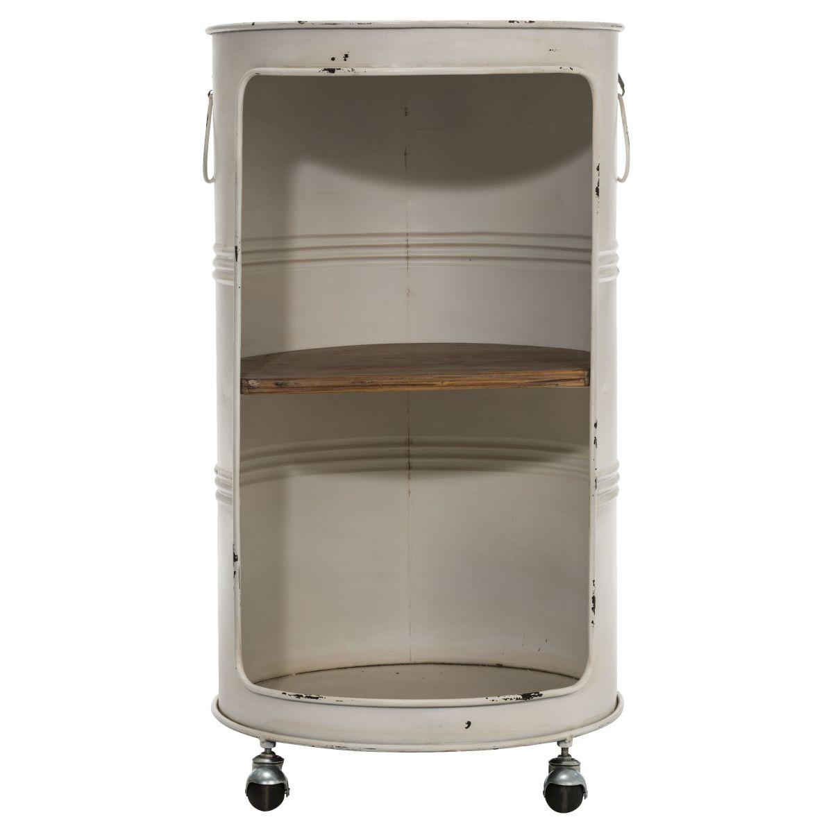 tonne regal aus metall versandkostenfreie m bel online bestellen. Black Bedroom Furniture Sets. Home Design Ideas