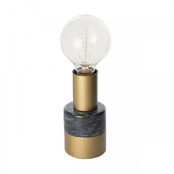 Tischlampe Lalande Schwarz
