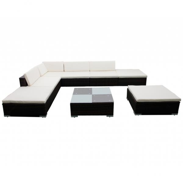 Gartenmöbel Rattan Lounge Set | Möbel | GARTEN | moebeldeal.com ...