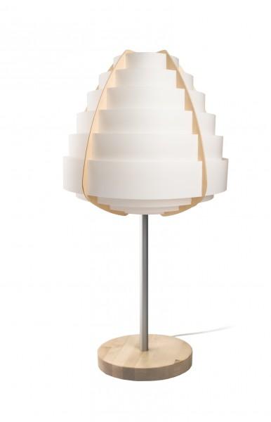 Tischlampe Soleil 110 Weiß
