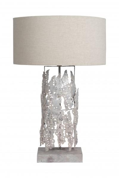 Tischlampe Impression Small Iceland Silber