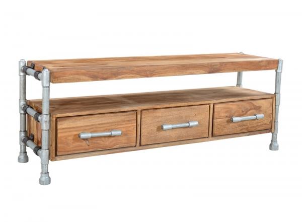 Industrial Lowboard - Sideboard aus Rohren