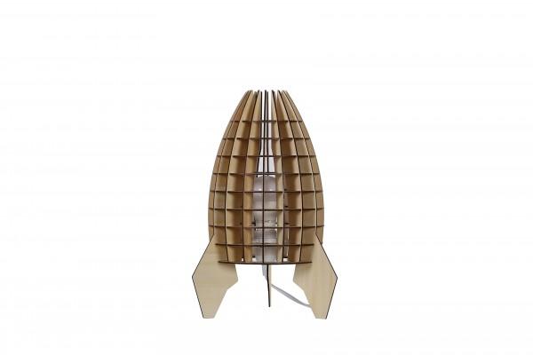 Tischlampe Aviator Holz