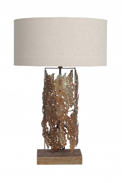 Tischlampe Impression Small Gold