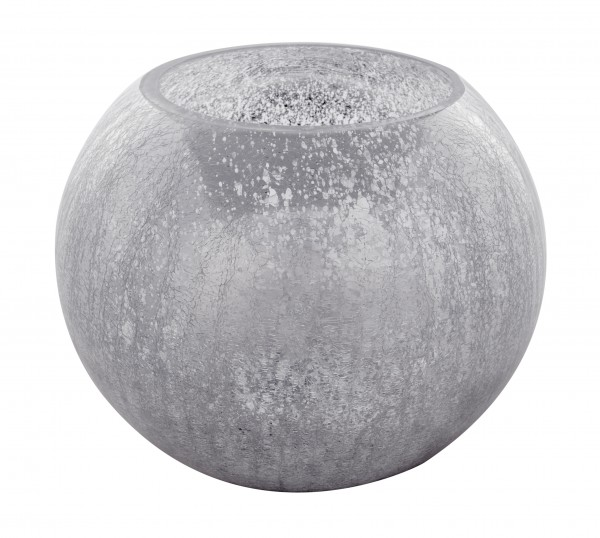 Glasvase Alpinia II 152 Silber