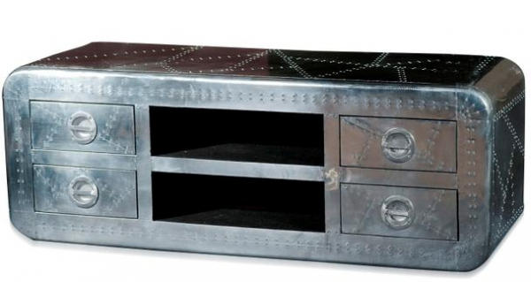 Industrial Chic Design TV Sideboard
