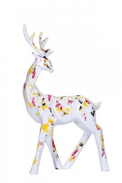 Skulptur Deer 120 Multi