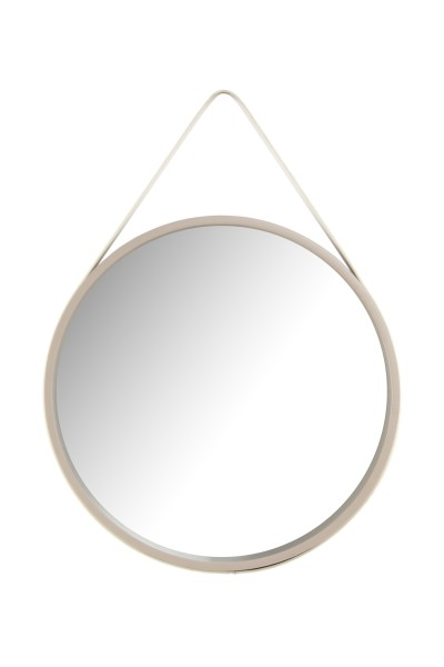 Wandspiegel Ultima 110 Taupe / Weiß