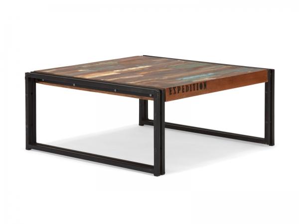 Shabby Möbel Couchtisch Massivholz