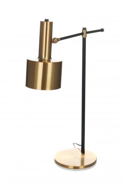 Tischlampe Cassini 110 Bronze / Schwarz